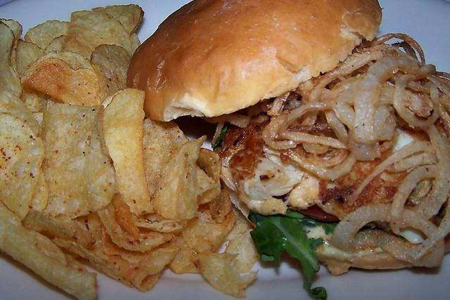 Crab Cake Sandwich | Flickr - Photo Sharing!
