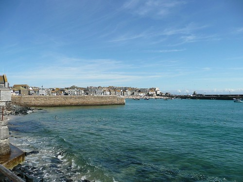 West Pier,St.Ives,Cornwall by john47kent (PC Fixed ?)