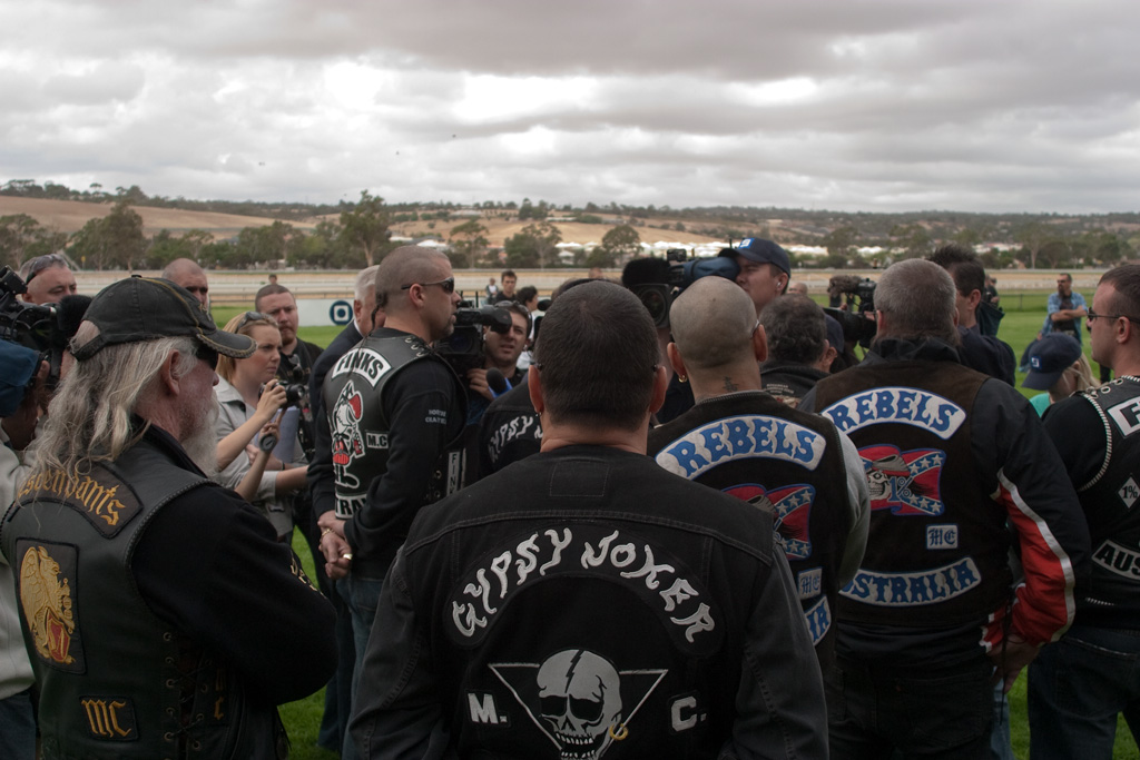 Gawler Australia  city pictures gallery : Gypsy Joker Protest Run | Gawler, South Australia. Gypsy Jo ...