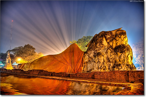from blue two digital geotagged temple shot buddha originals hour blended ayuthaya reclining wat hdr ayutthaya sutha 5xp lokaya geo:lat=1435567 geo:lon=100552454