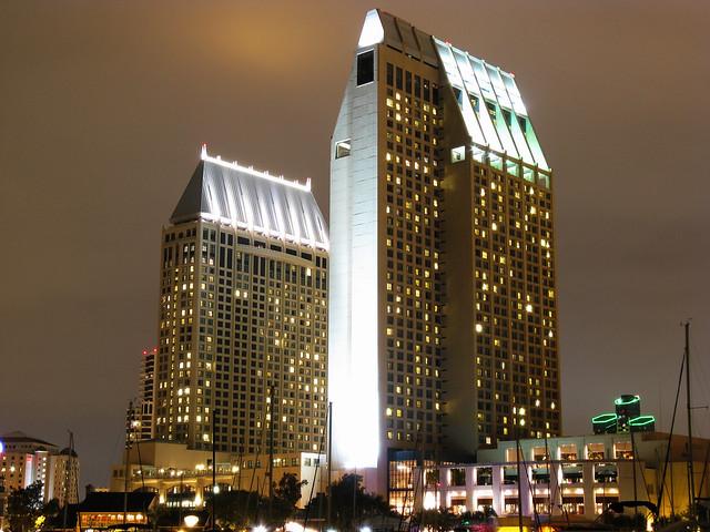 Hotels In San Diego >> Manchester Grand Hyatt, San Diego   Flickr - Photo Sharing!