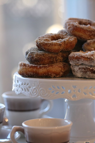Mmm... donuts