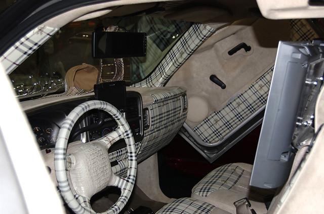 Burberry Interior Dub Show In La Flickr Photo Sharing