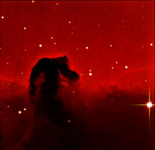 horsehead nebula jesus - photo #5