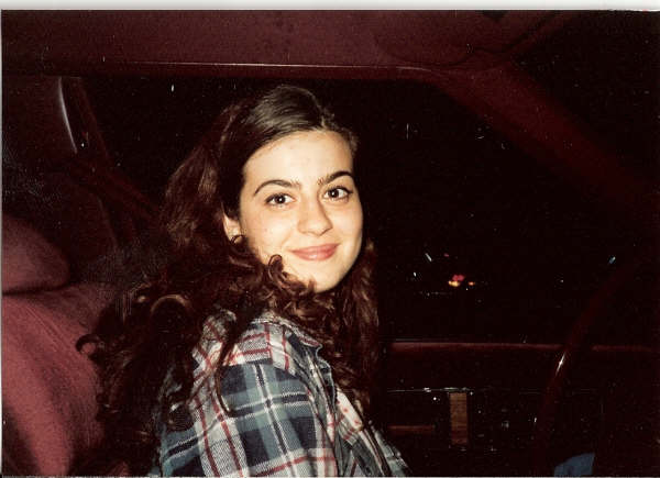 Driving home from U2 in '92