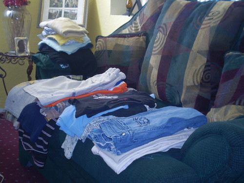 laundry day stacks