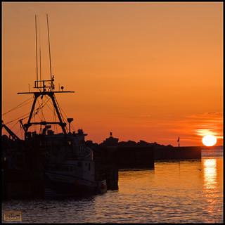 A Bonavista Sunset