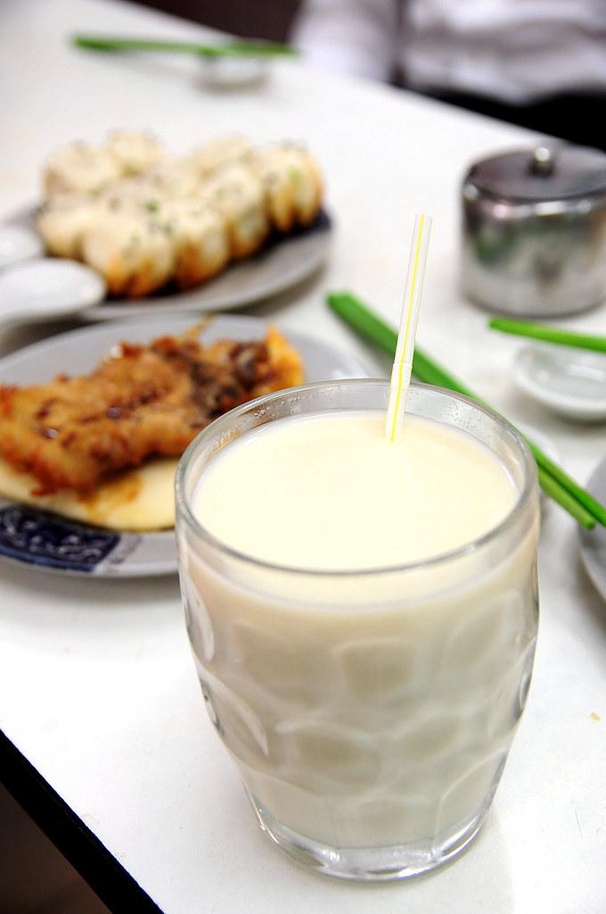 上海豐裕生煎-豆漿(2.5)