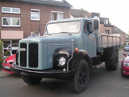 Scania 110S 1970