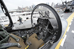 AV-8B Harrier II cockpit