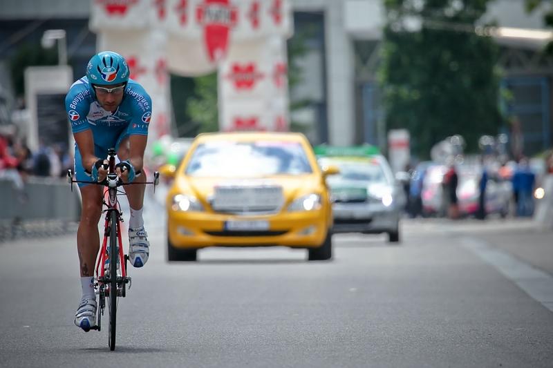 Tour de Suisse: Olivier Bonnaire