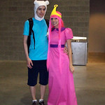 Pen & Princess Bubblegum Cosplay