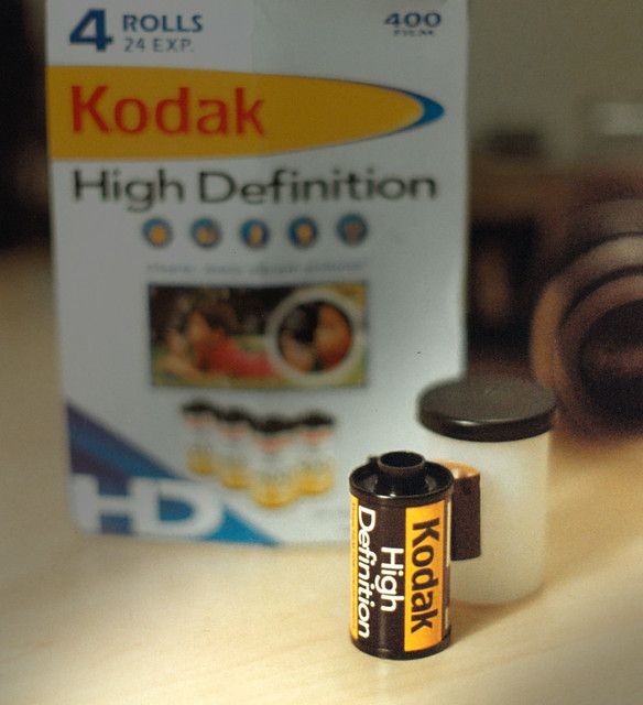 Kodak High Definition 400