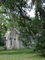 St Helena's Church, Beaufort, SC