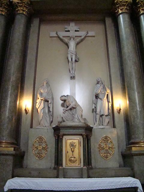 Iglesia San Miguel Arcangel-Viena Austria 06 Patrimonio de la Humanidad Unesco