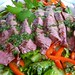 Grilled Flank Steak with Chimichurri Dressing