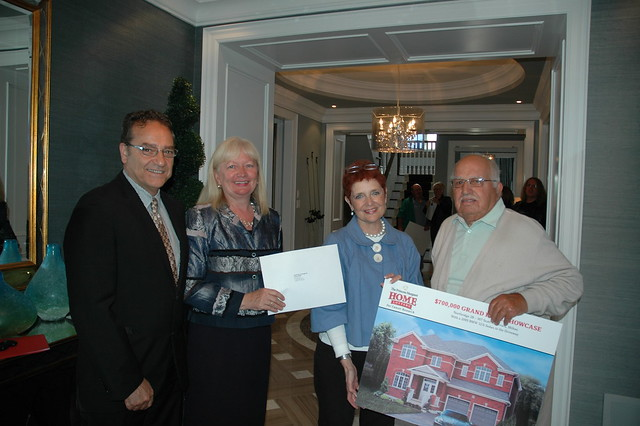 Princess Margaret Home Lottery 2012