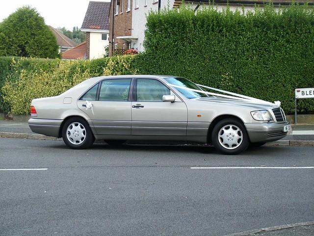 S320 1995 mercedes benz w140 s320 3199cc on wedding for Mercedes benz 1995 s320