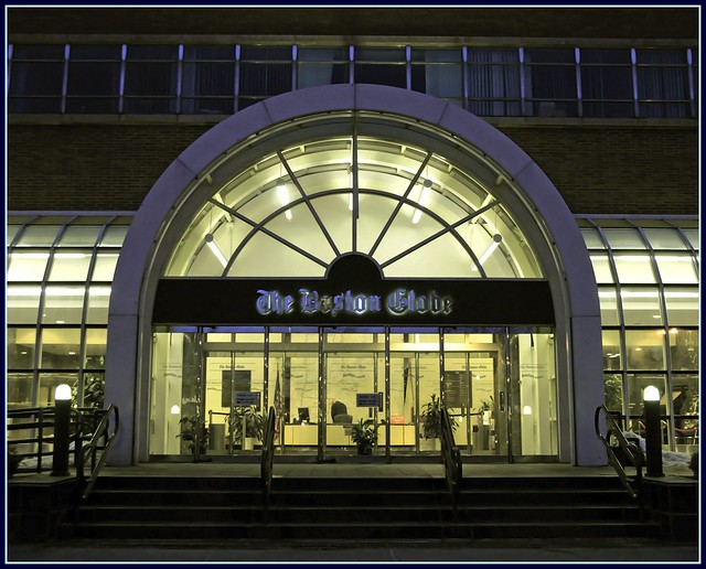 The Boston Globe; Future of the Daily Newspaper