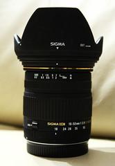 Sigma 18-50mm f2.8 EX DC Macro