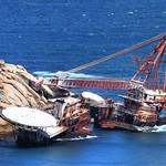 BOS 400 Shipwreck