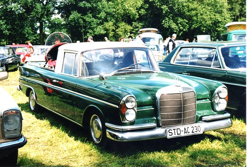 benz pick-up