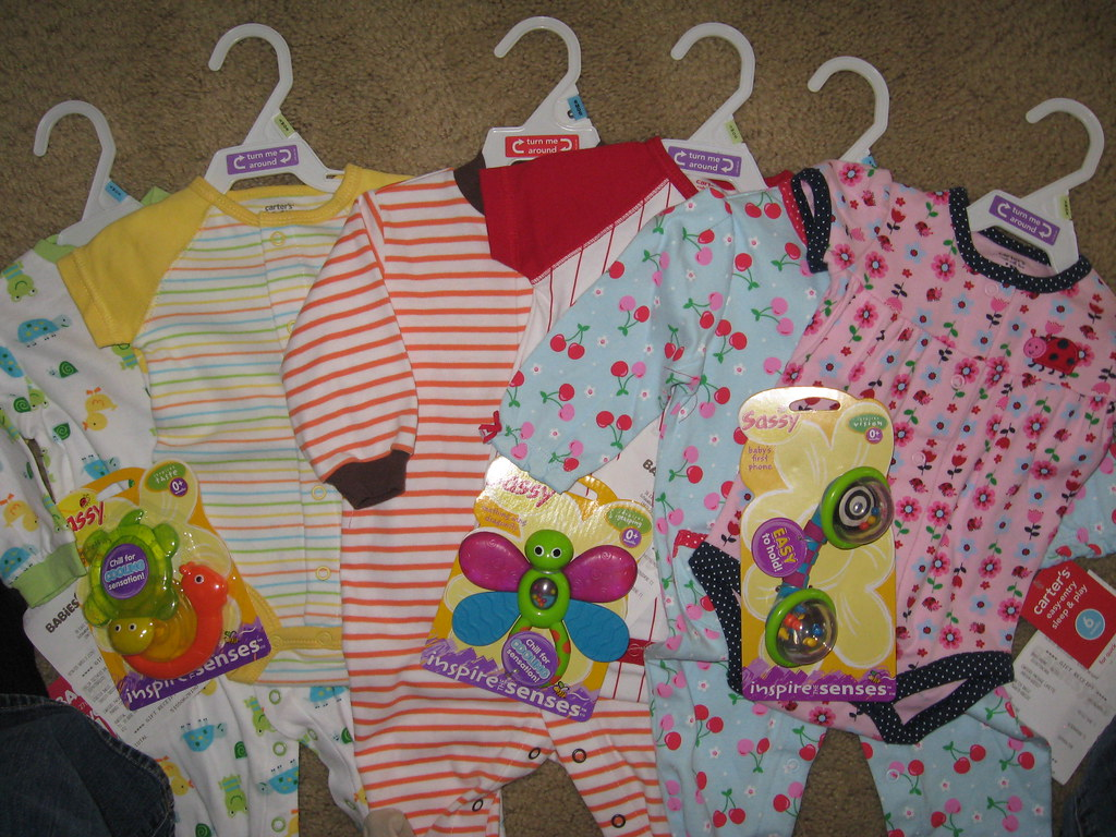 Day 71 - Baby gifts
