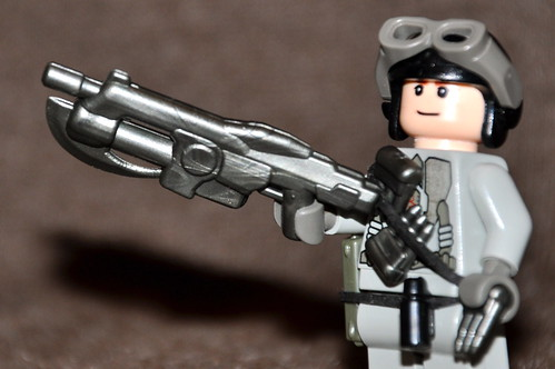 Brickarms Buzz Gun prototype