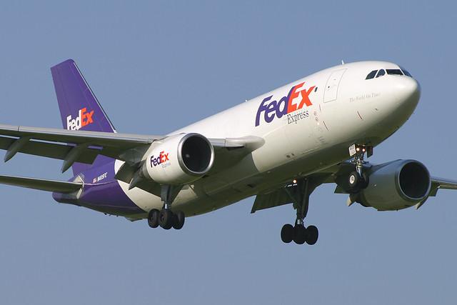 FedEx Airbus A310-203F N405FE