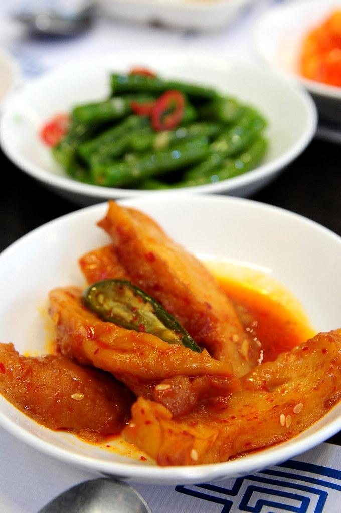 慶州館-甜不辣