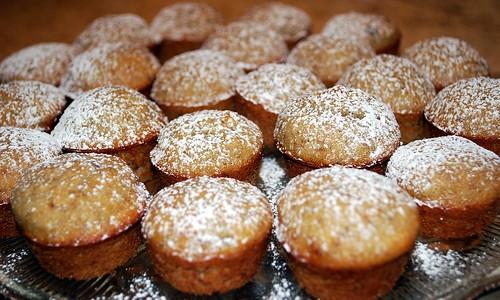 Banana Nut Muffins 1