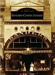 Sanders Detroit  - Book