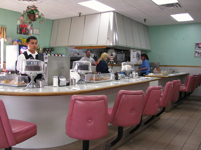 Long Island Diner- Sweet and Savoring