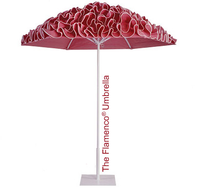 Pink Patio Umbrella, Pink Market Umbrella, Sunbrella Outdoor Umbrella