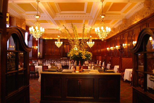 7 historic restaurants in london bookatable blog for Divan restaurant menu