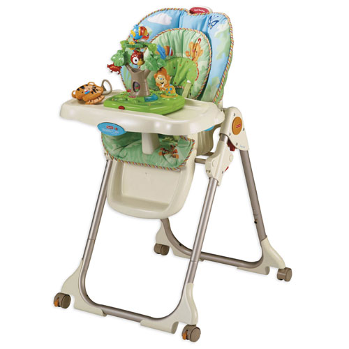 fisher price ocean wonders high chair replacement cover 2