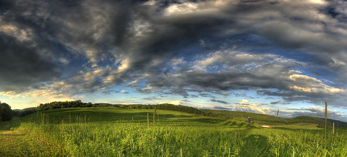 county new york blue cambridge light sunset storm color green field clouds last canon landscape foot eos washington farm hills depth tone hdr panarama stiched lseries 1635mm efex 40d