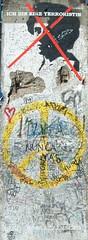 Berliner Mauer - Rosa Luxemburg (Ich bin eine Terroristin)