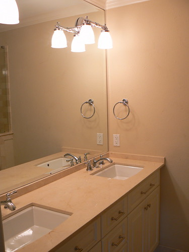 Our Flip: After - Master Bath