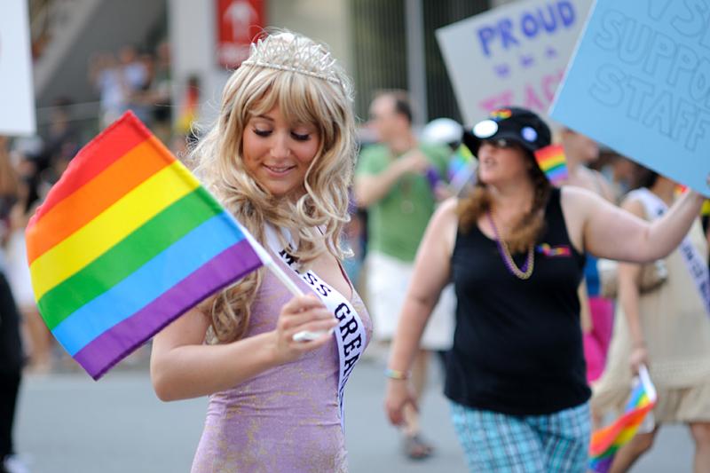 Vancouver Pride 2009
