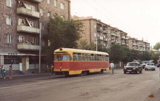 Yerevan 2002/Երեւան տրամվայ