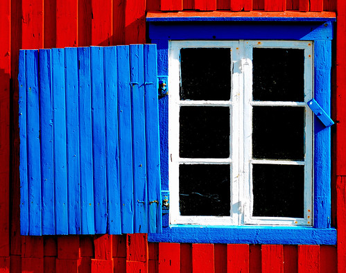 Norwegian window / Finestra norvegese
