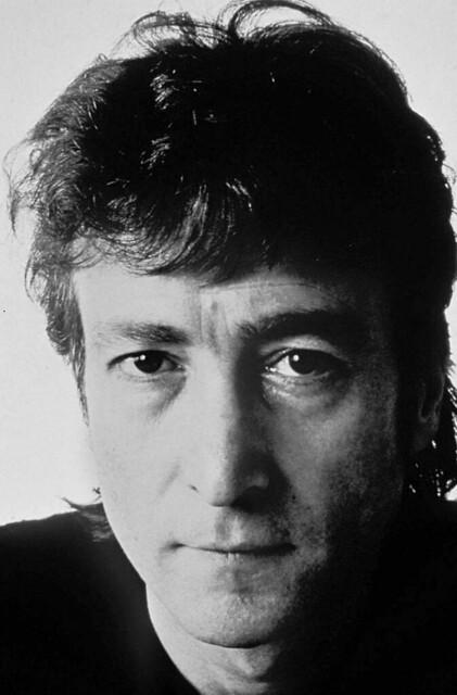 John Lennon, December, 1980, days prior to his assassination, by Annie Leibovitz