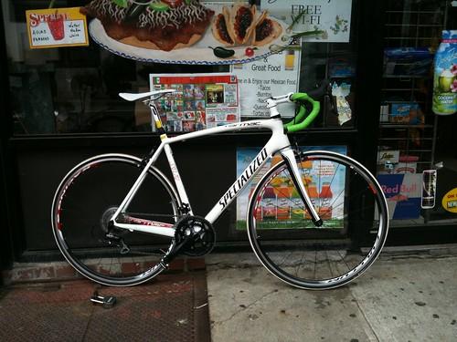 Nueva bicicleta