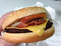 Is This a Whopper with cheese and bacon?? @BK Chin…