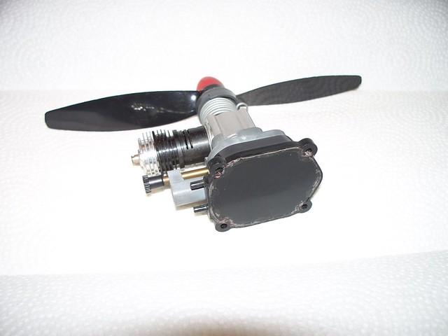 Cox SureStart 049 with Fuel Tank