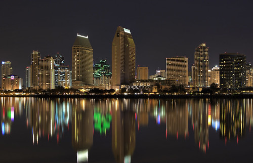 longexposure light black color reflection tower water america marina marriott canon buildings reflections dark eos drive hotel harbor lowlight downtown sandiego tripod latenight northamerica hyatt 5d brightlights dim coronado canoneos emerald suites 2470l seaportvillage markii timedexposure harbordrive embassysuites vibrantcolor emeraldplaza cameraraw ferrylanding mark2 clearskies gloriettabay manchestergrandhyatt lglass americasfinestcity 2470mmf28l sharpdetail adobephotoshopcs4 5dmarkii 5dmark2 bestcapturesaoi tripleniceshot elitegalleryaoi flickrstruereflection1 payacom