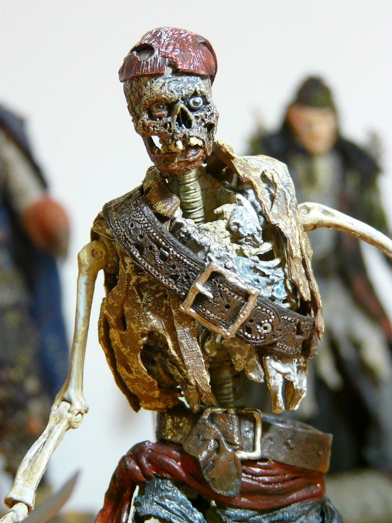 Pirates Of The Caribbean Toys : Toys n more neca pirates of the caribbean
