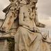 Public Ceremony, Father Time's Statue - Xela, Guatemala