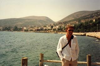 Sarande harbour